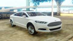 Ford Fusion White для GTA San Andreas