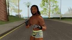 Kofi Kingston для GTA San Andreas