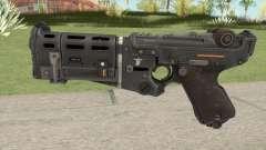 Wolfenstein: The New Order: Handgun 1960 для GTA San Andreas