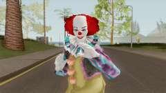 Pennywise It 1990 для GTA San Andreas