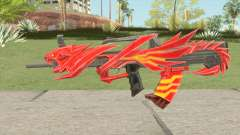 QBZ Iron Tiger для GTA San Andreas