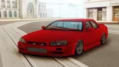 Nissan Skyline ER 34