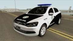 Volkswagen Voyage G6 PCERJ DPCA для GTA San Andreas