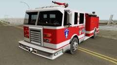 Chilean Firetruck для GTA San Andreas
