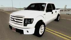 Ford F150 Police Unmarked для GTA San Andreas
