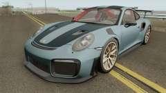 Porsche 911 GT2 RS 2018 для GTA San Andreas