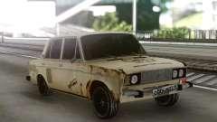ВАЗ 2106 Бродяга Ржавый для GTA San Andreas