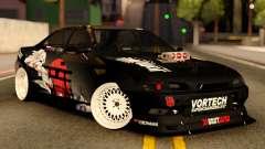 Toyota Mark II GX90 для GTA San Andreas