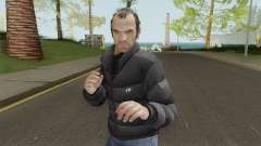 Trevor Phillips Cleaned для GTA San Andreas