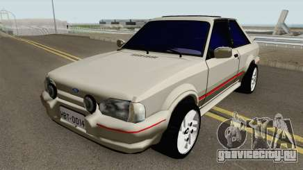 Ford Escort XR3 1992 HQ для GTA San Andreas