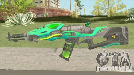 AN94 Bio Blaster для GTA San Andreas