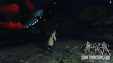 Alien War 1.0 для GTA 5