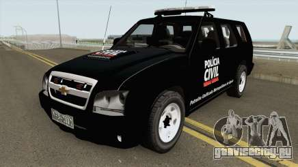 Chevrolet Blazer 2012 PUMA PC-MG для GTA San Andreas