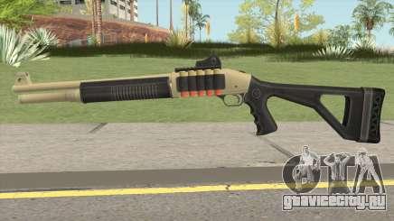 Mossberg 590 Semi-Auto Shotgun для GTA San Andreas