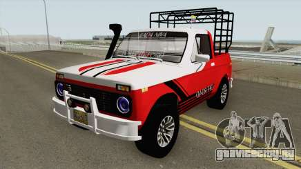 Lada Niva Pick Up для GTA San Andreas