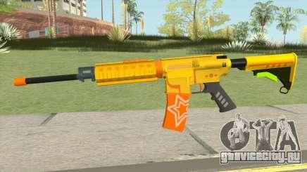 M4A1 Pew Pew Pew для GTA San Andreas