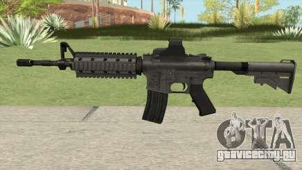 CSO2 M4A1 TAN Black для GTA San Andreas