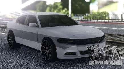 Dodge Charger RT 2016 Sedan для GTA San Andreas