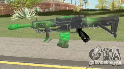 Rules of Survival AR15 Poison Sting для GTA San Andreas