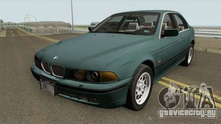 BMW 5-Series (e39) 528i 1999 (US-Spec) для GTA San Andreas