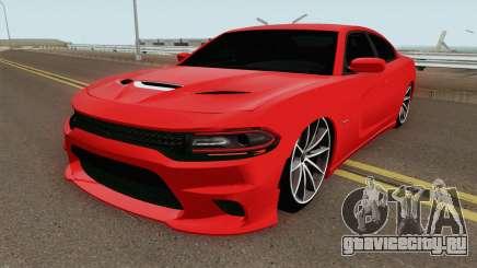 Dodge Charger Hellcat EnesTuningGarageDesign для GTA San Andreas