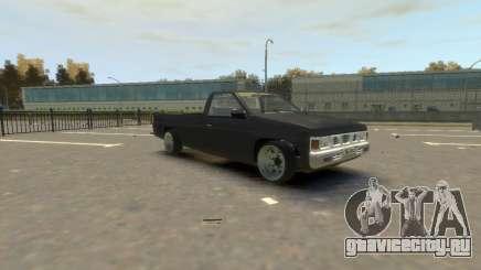 Nissan Datsun (D21) Hardbody v1.0 для GTA 4