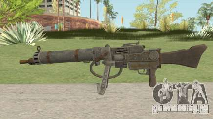 COD: Black Ops 2 Zombies: MG15 для GTA San Andreas