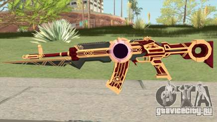 AN94 Harvester Bugged Wrong Gun для GTA San Andreas