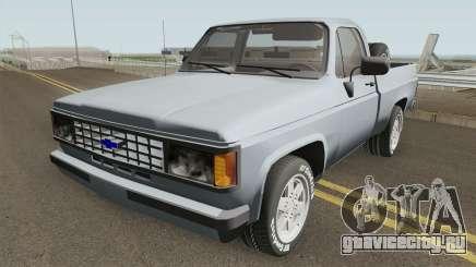 Chevrolet D20 IVF для GTA San Andreas