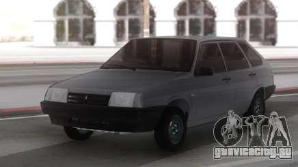 ВАЗ 2109 Стоковый для GTA San Andreas