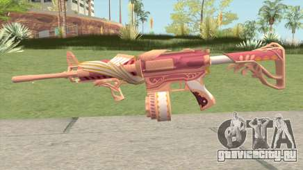 M4A1 Lyra для GTA San Andreas