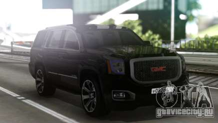 GMC Yukon Denali для GTA San Andreas