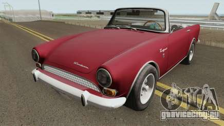 Sunbeam Tiger Mk.2 1967 (US-Spec) для GTA San Andreas