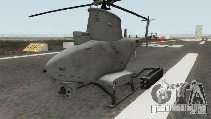 MQ-8B FireScout Drone v1.2 для GTA San Andreas