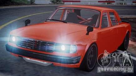 GAZ 31029 RB v1.0 для GTA 4