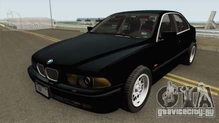 FIB BMW 5-Series e39 525i 1999 (US-Spec) для GTA San Andreas