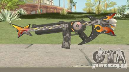 M4A1 ROCKNSHOOT для GTA San Andreas