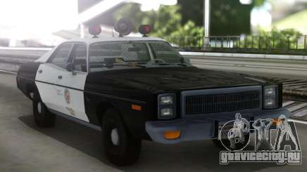 1978 Plymouth Fury Los Angeles Police Departamen для GTA San Andreas