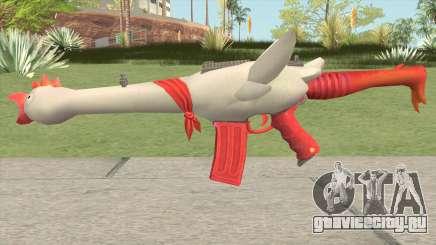 Rules of Survival Rubber Chicken Gun для GTA San Andreas