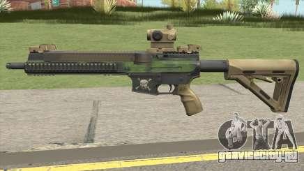 CSO2 AR-57 Skin 4 для GTA San Andreas