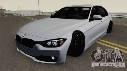 BMW F30 i335 для GTA San Andreas