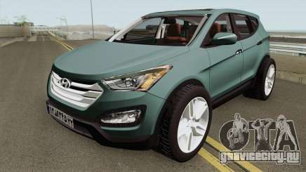 Hyundai Santa Fe 2015 High Quality для GTA San Andreas