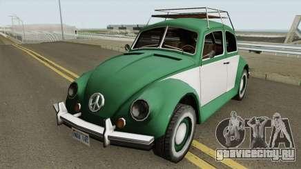 BF Bug (Volkswagen Beetle Style) для GTA San Andreas