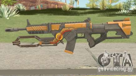 M4A1 Cutter для GTA San Andreas
