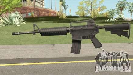 AR-15 (SA Style) для GTA San Andreas