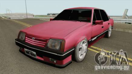 Chevrolet Monza SLE 4 Doors для GTA San Andreas