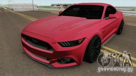 Ford Mustang GT 2015 HQ для GTA San Andreas