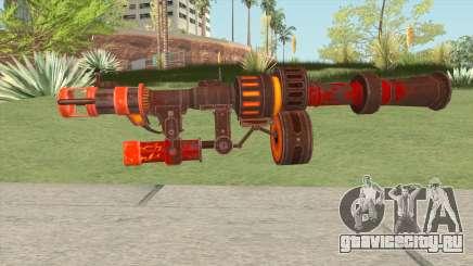 Rules of Survival RPG Pyroclasm для GTA San Andreas