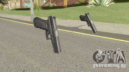 CSO2 Glock 17 для GTA San Andreas