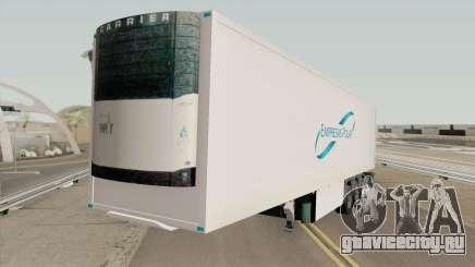 Remolque Empresas Polar для GTA San Andreas